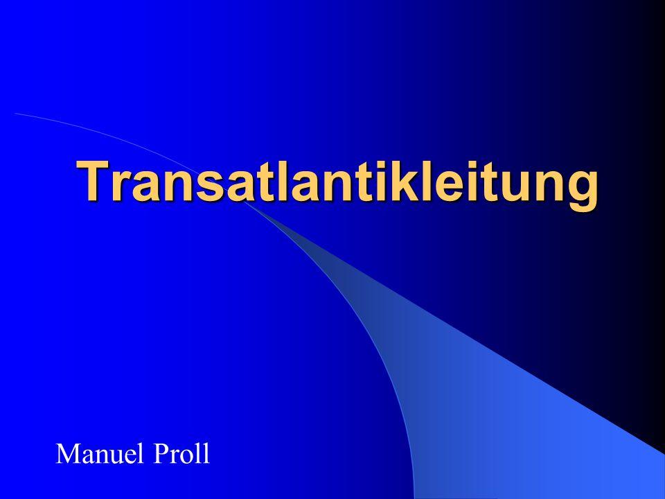 Transatlantikleitung