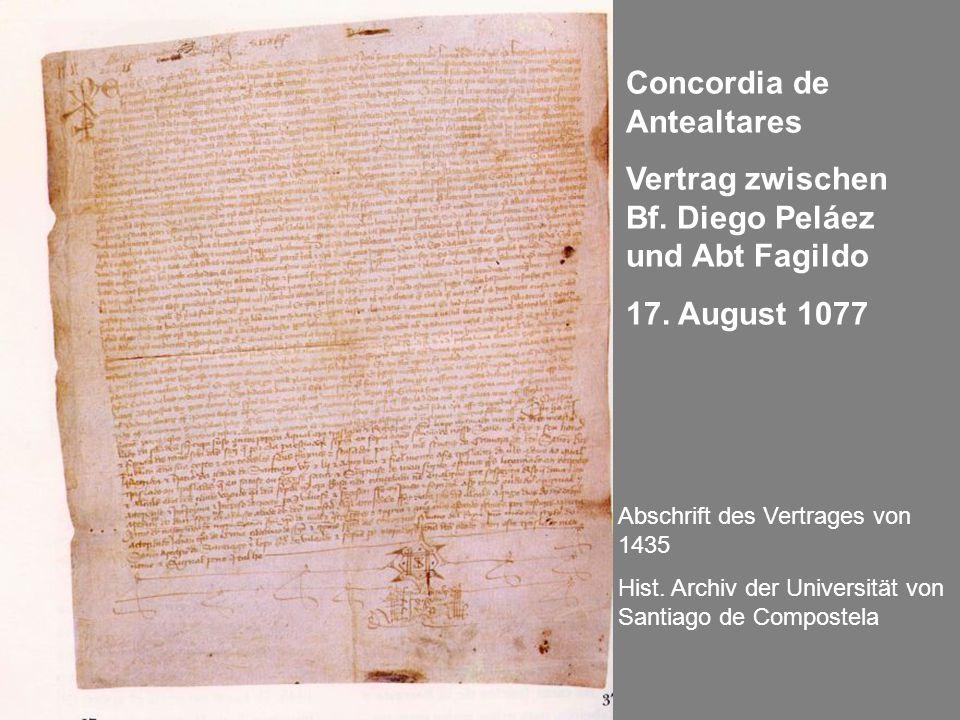 Concordia de Antealtares