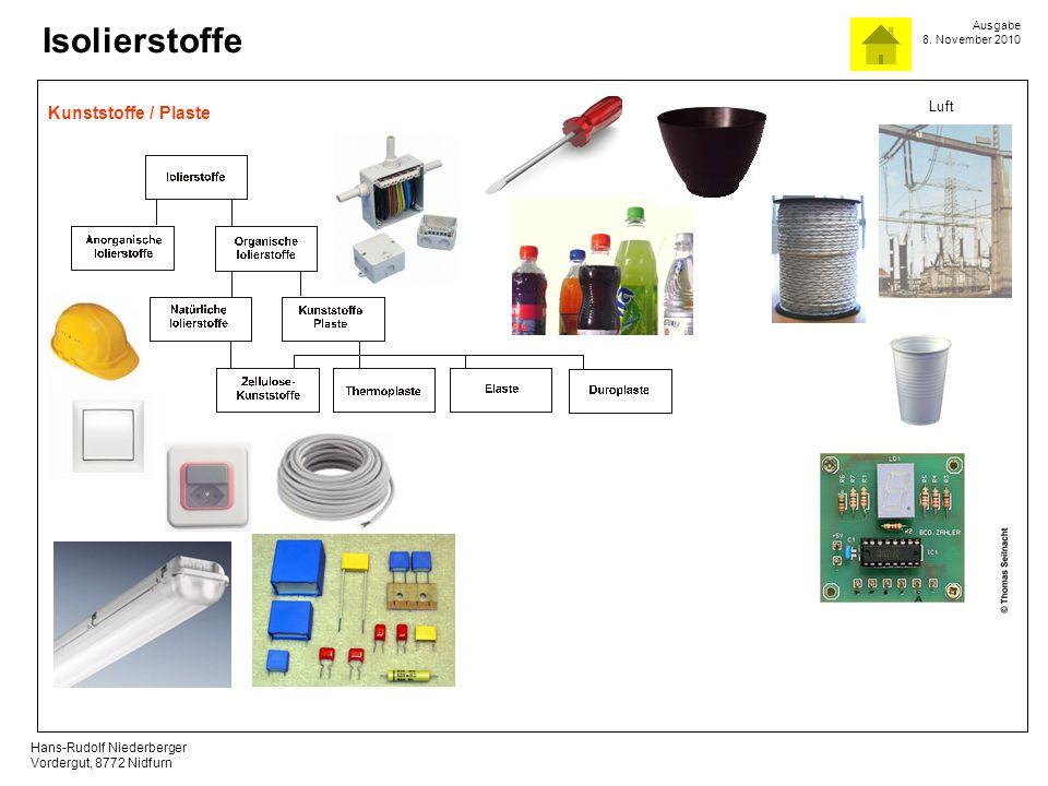 Kunststoffe / Plaste Luft