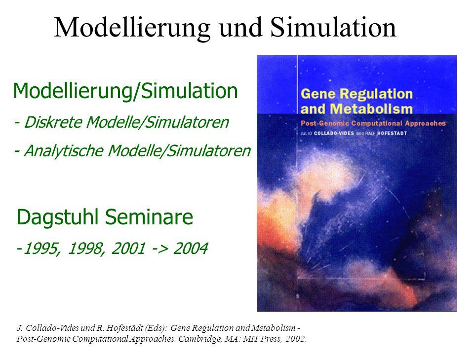 Modellierung und Simulation
