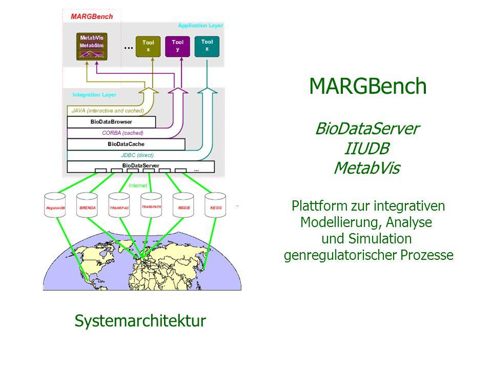 MARGBench BioDataServer IIUDB