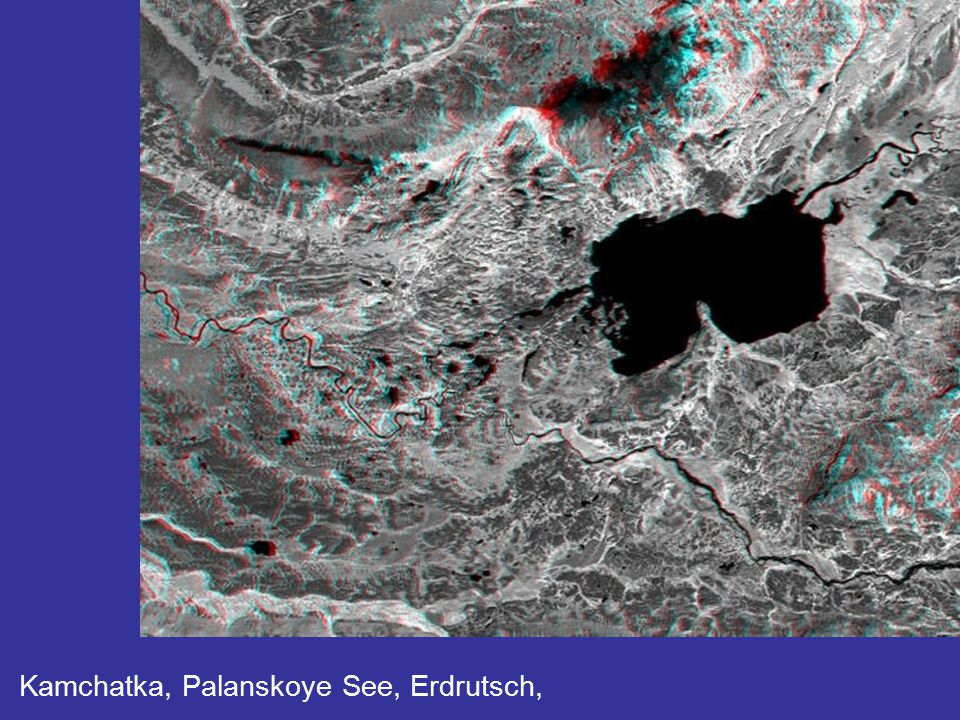 Kamchatka, Palanskoye See, Erdrutsch,