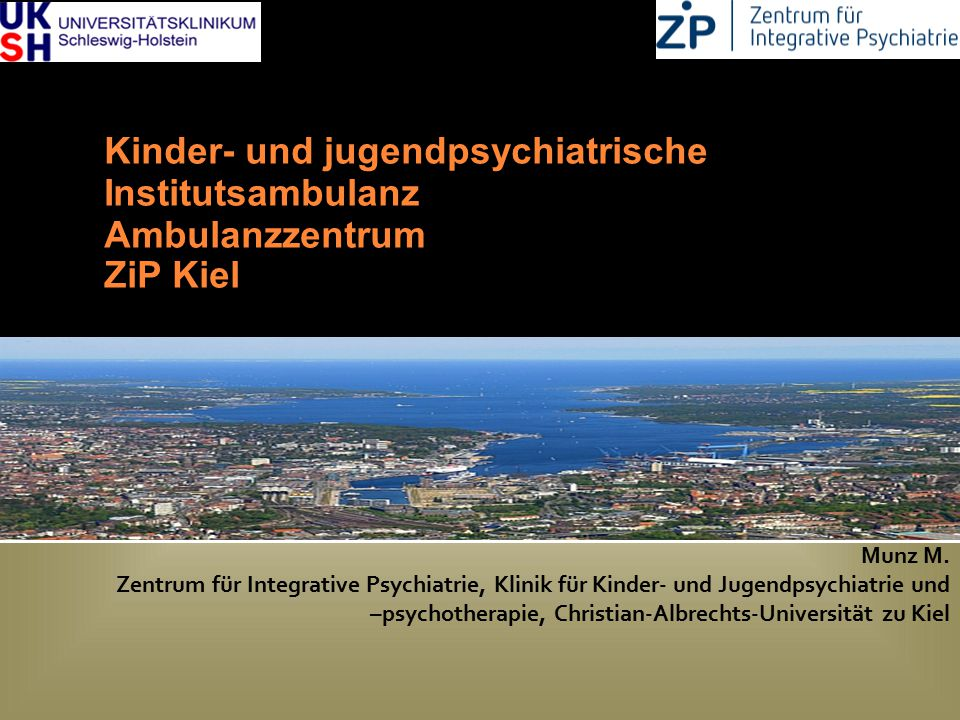 Kinder- und jugendpsychiatrische Institutsambulanz Ambulanzzentrum