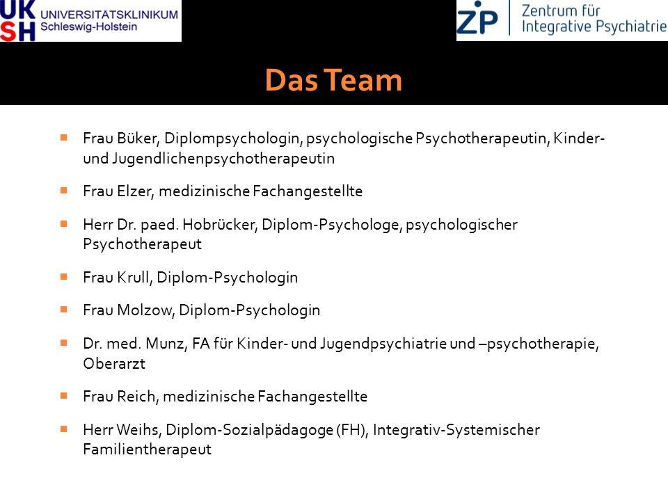 Das Team Frau Büker, Diplompsychologin, psychologische Psychotherapeutin, Kinder- und Jugendlichenpsychotherapeutin.