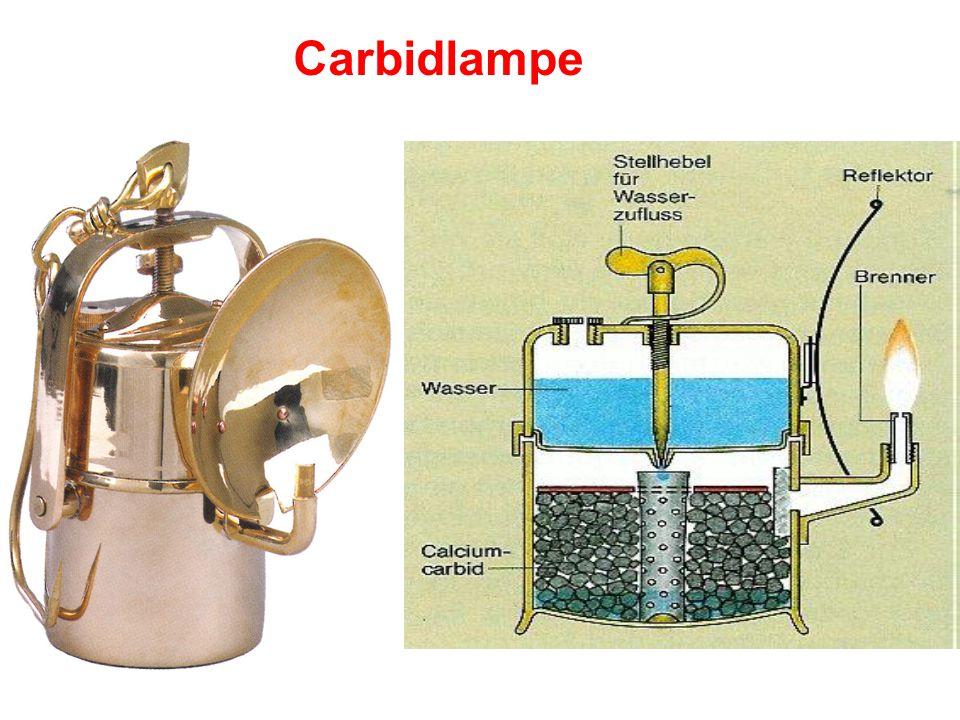Carbidlampe