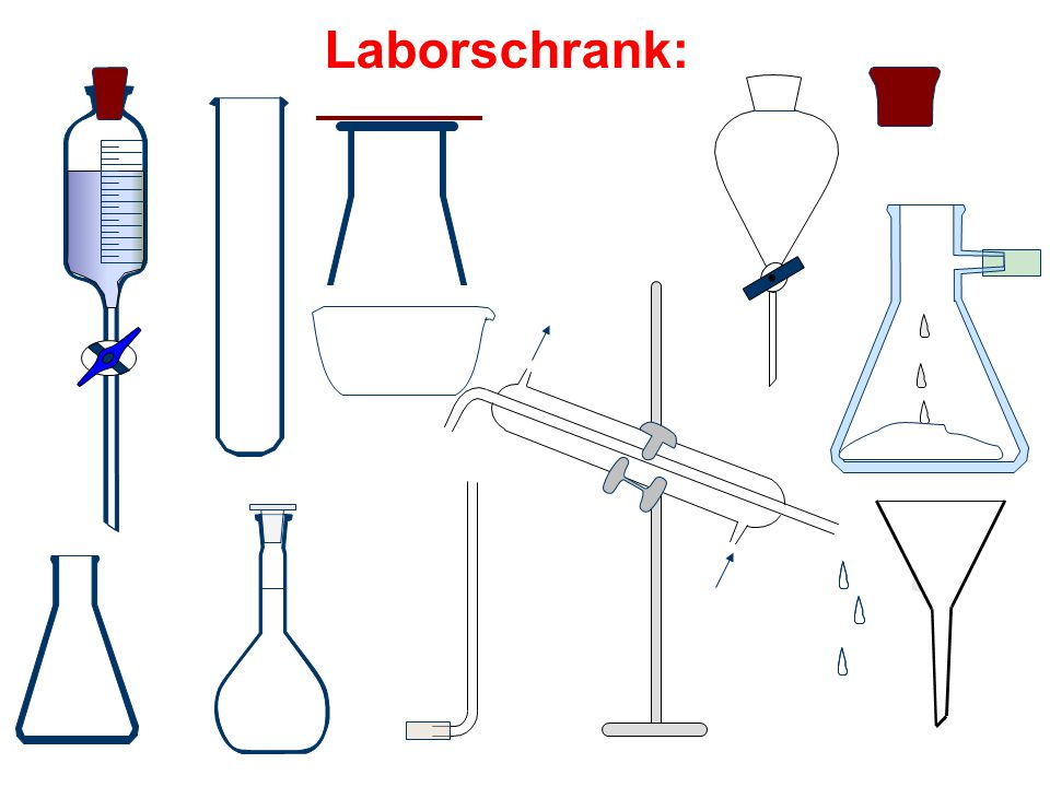 Laborschrank: