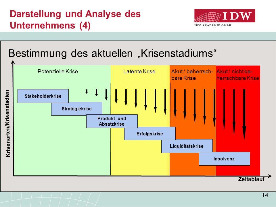 Darstellung und Analyse des Unternehmens (4)