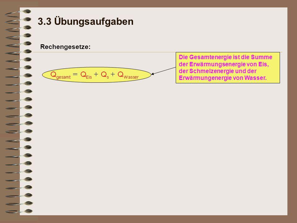 3.3 Übungsaufgaben Rechengesetze: