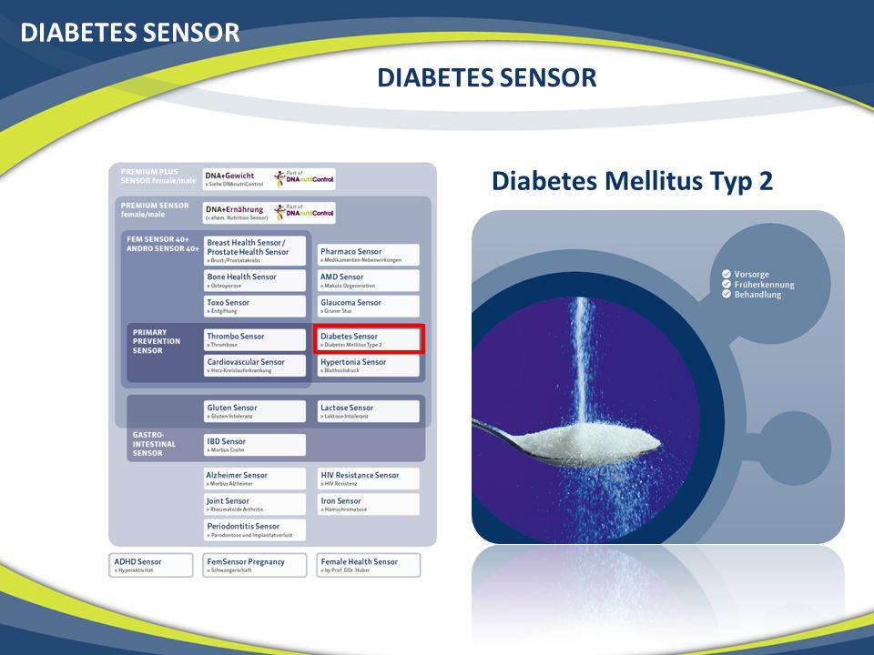DIABETES SENSOR DIABETES SENSOR Diabetes Mellitus Typ 2
