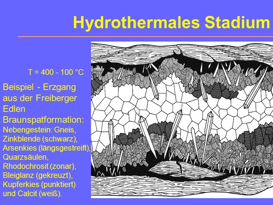 Hydrothermales Stadium