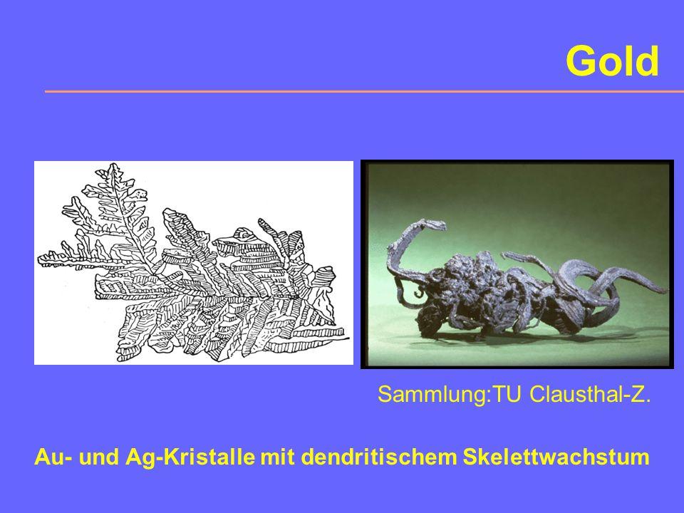 Gold Sammlung:TU Clausthal-Z.
