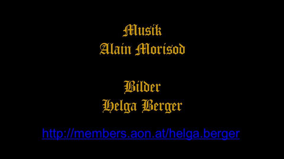 Musik Alain Morisod Bilder Helga Berger