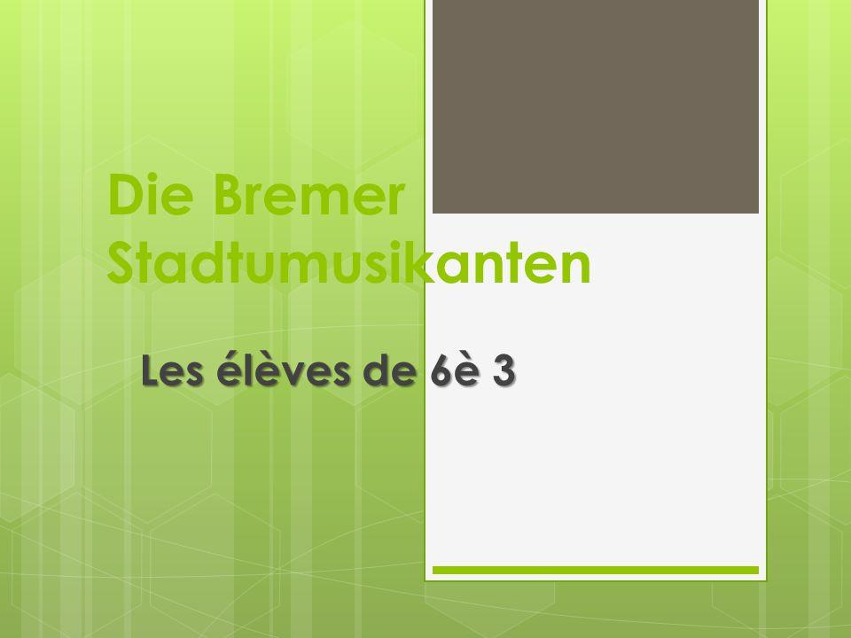 Die Bremer Stadtumusikanten