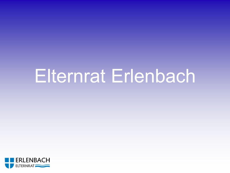 Elternrat Erlenbach