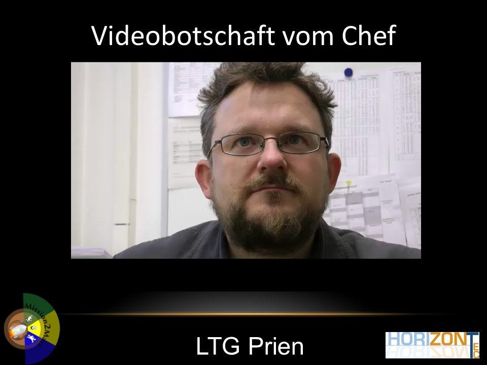 Videobotschaft vom Chef