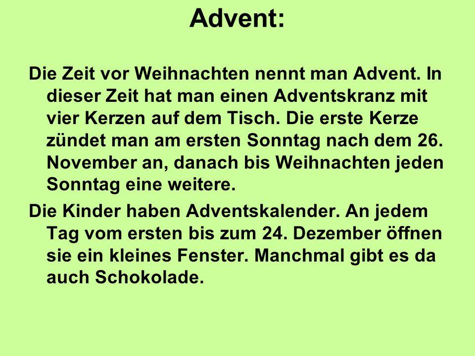 Advent: