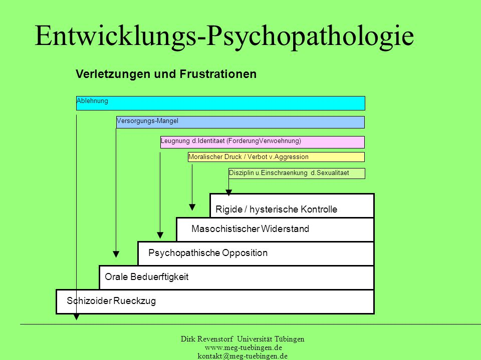 Entwicklungs-Psychopathologie