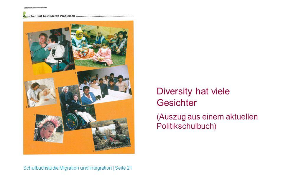 Diversity hat viele Gesichter