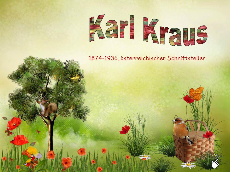 1874-1936, österreichischer Schriftsteller