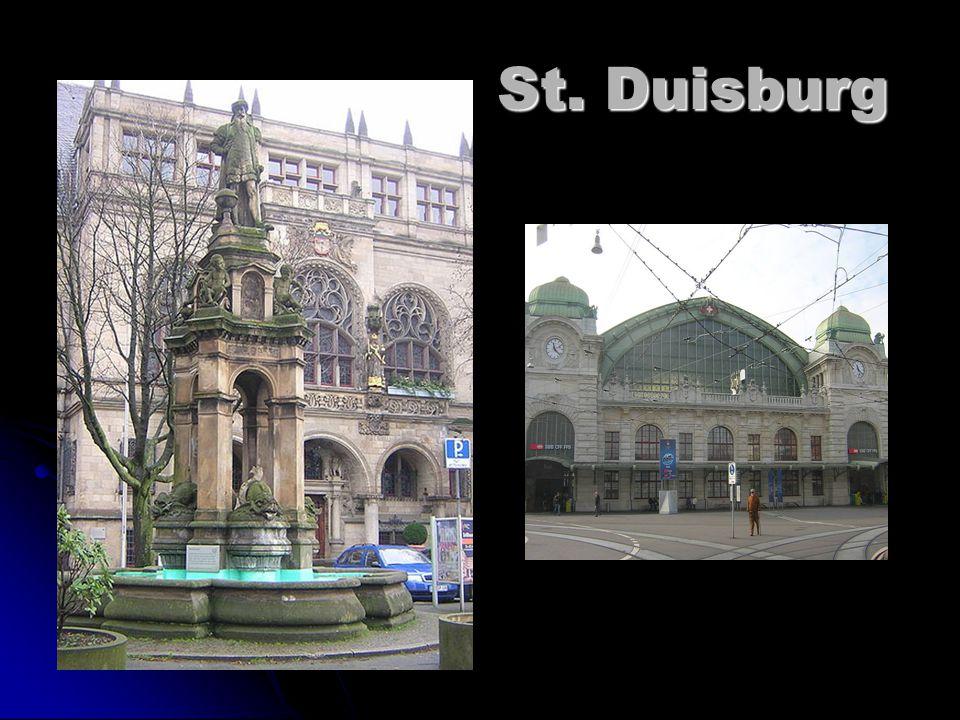St. Duisburg