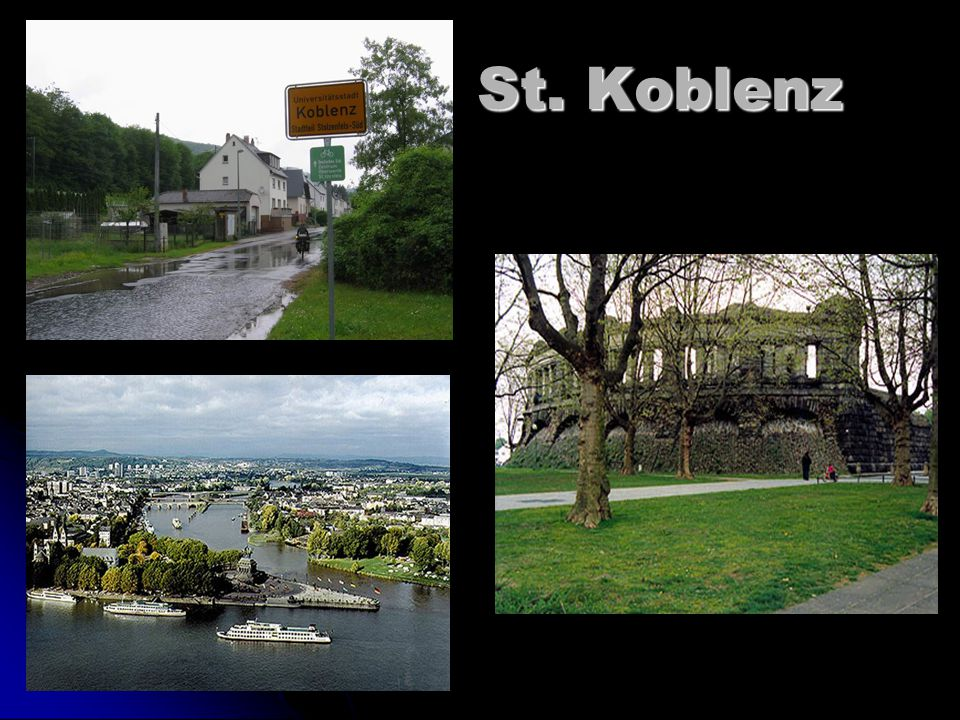 St. Koblenz