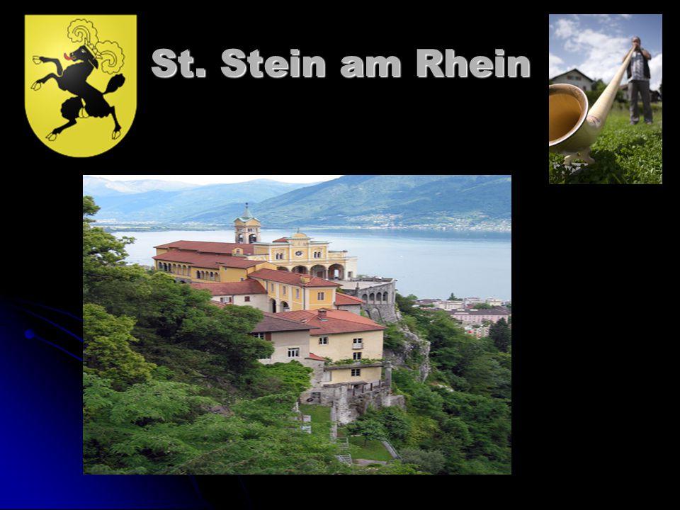 St. Stein am Rhein