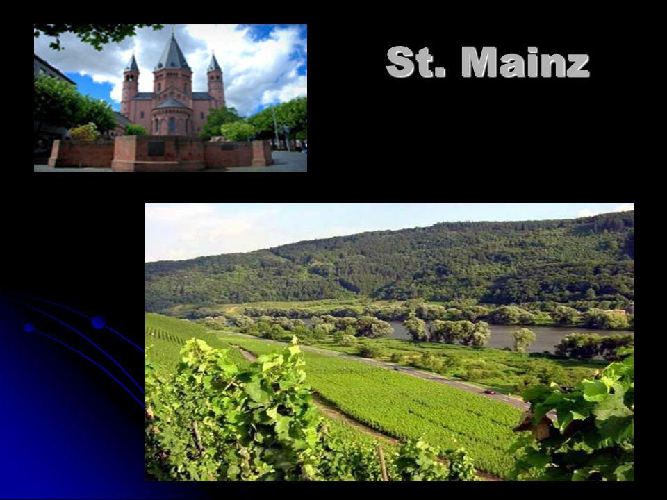 St. Mainz