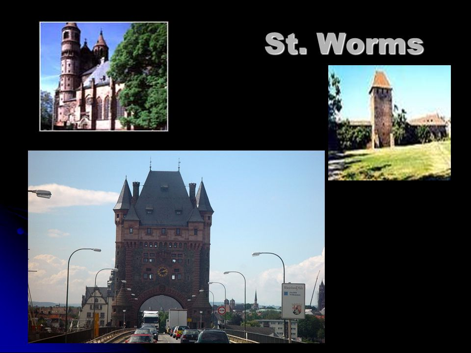St. Worms