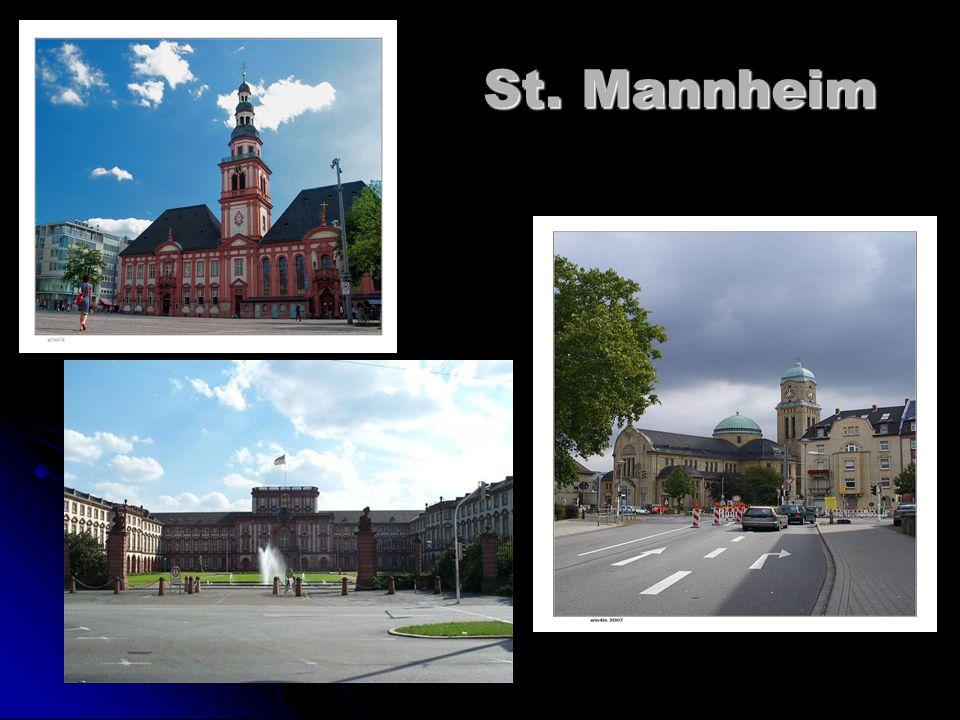 St. Mannheim