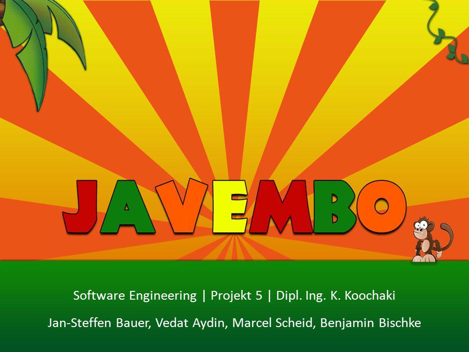 Software Engineering | Projekt 5 | Dipl. Ing. K
