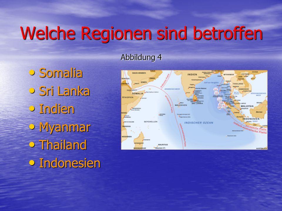 Welche Regionen sind betroffen Abbildung 4