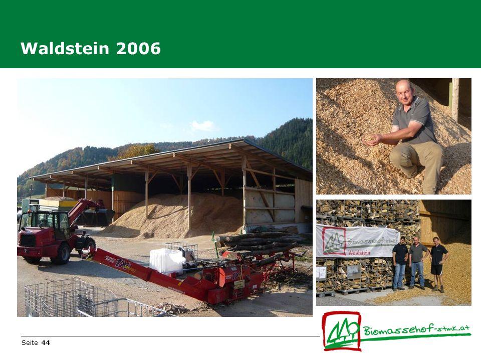 Waldstein 2006
