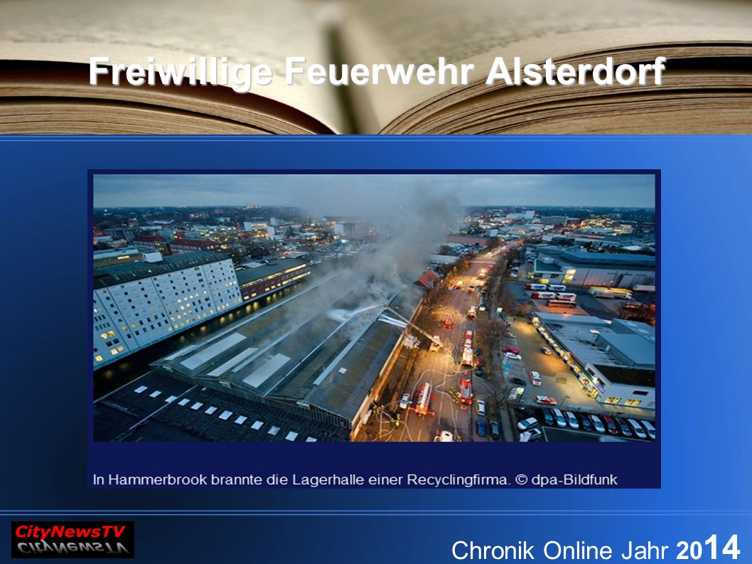 Freiwillige Feuerwehr Alsterdorf