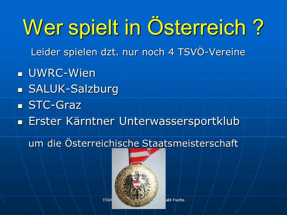 Wer spielt in Österreich
