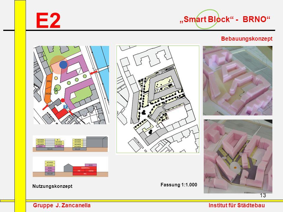 "E2 ""Smart Block - BRNO Bebauungskonzept"