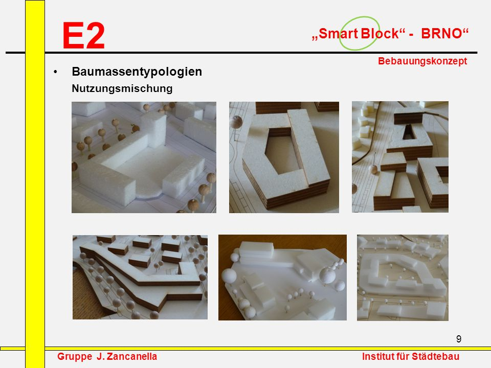 "E2 ""Smart Block - BRNO Baumassentypologien Nutzungsmischung"