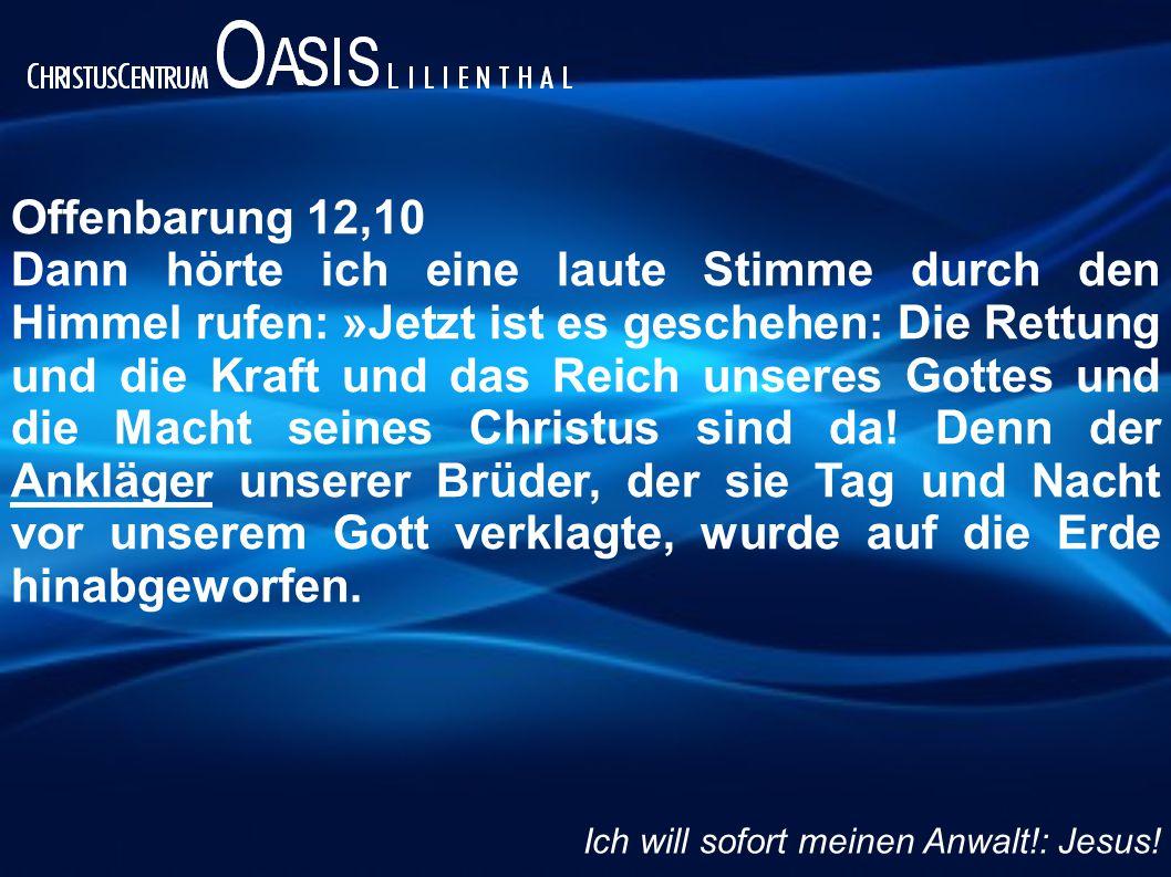 Offenbarung 12,10