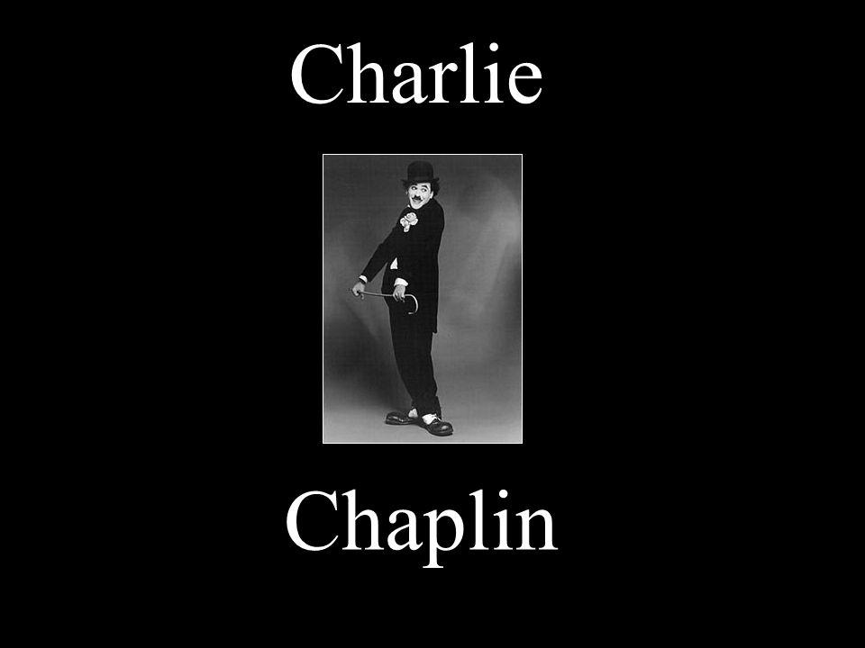 Charlie Chaplin Weiter mit Mausklick