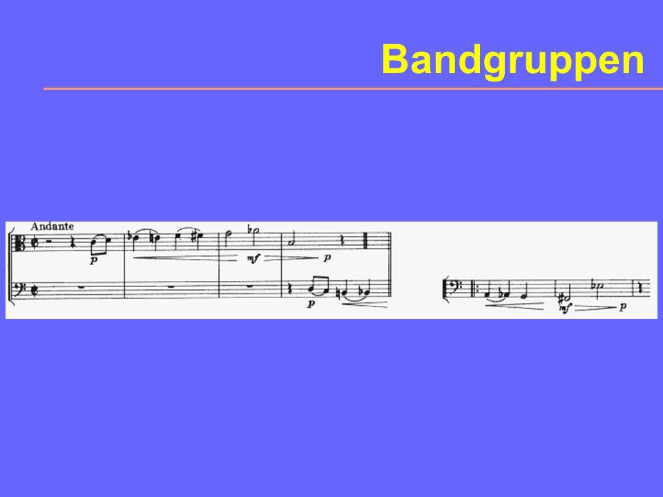 Bandgruppen