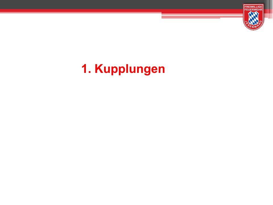 1. Kupplungen