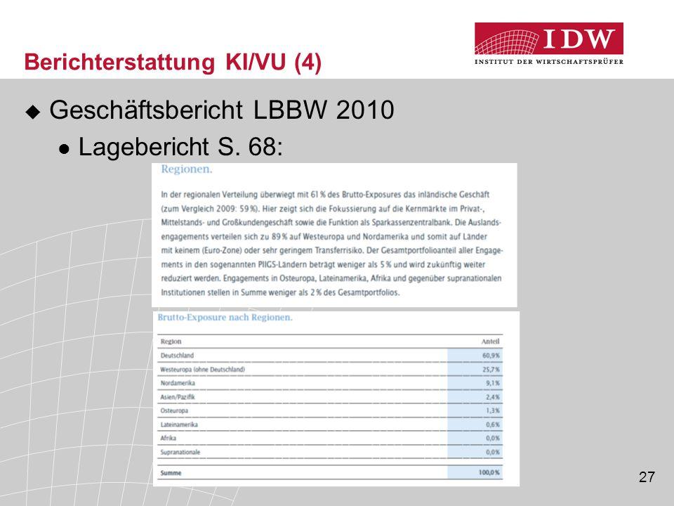 Berichterstattung KI/VU (4)