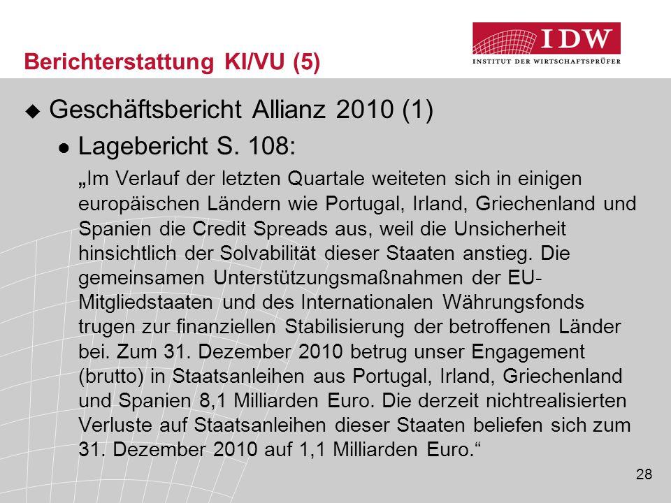 Berichterstattung KI/VU (5)