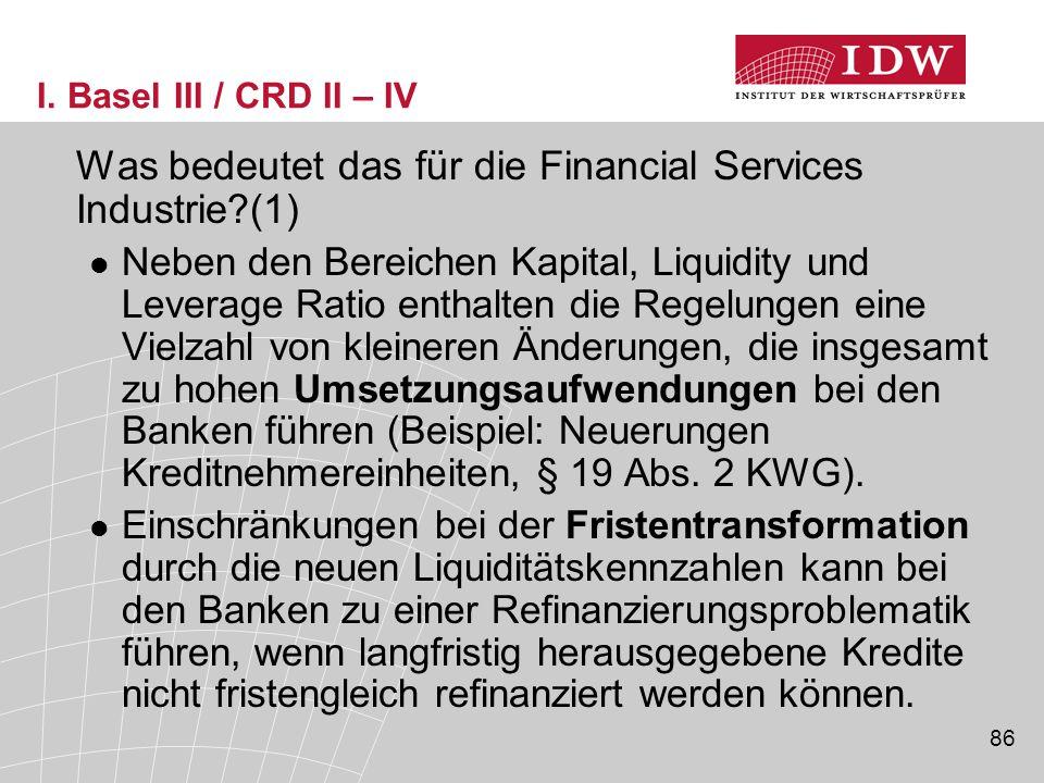Was bedeutet das für die Financial Services Industrie (1)
