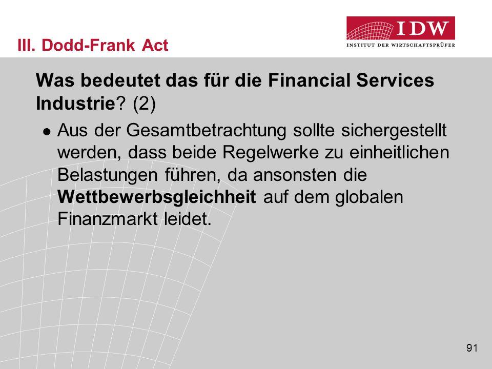 Was bedeutet das für die Financial Services Industrie (2)