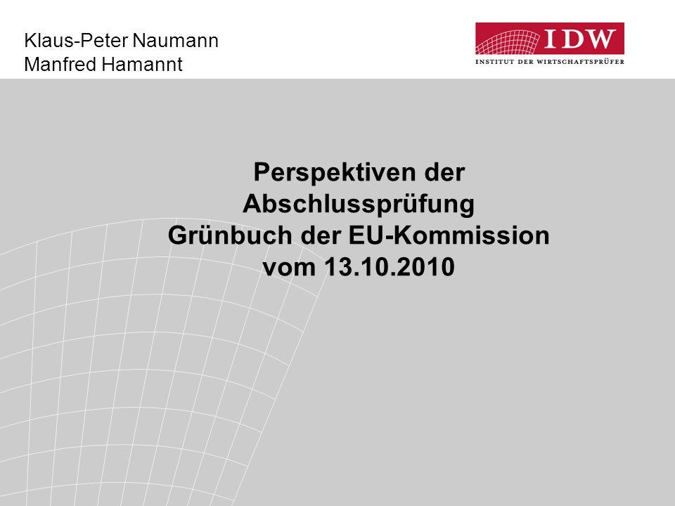 Klaus-Peter Naumann Manfred Hamannt