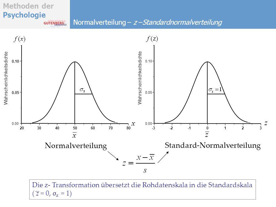 Standard-Normalverteilung
