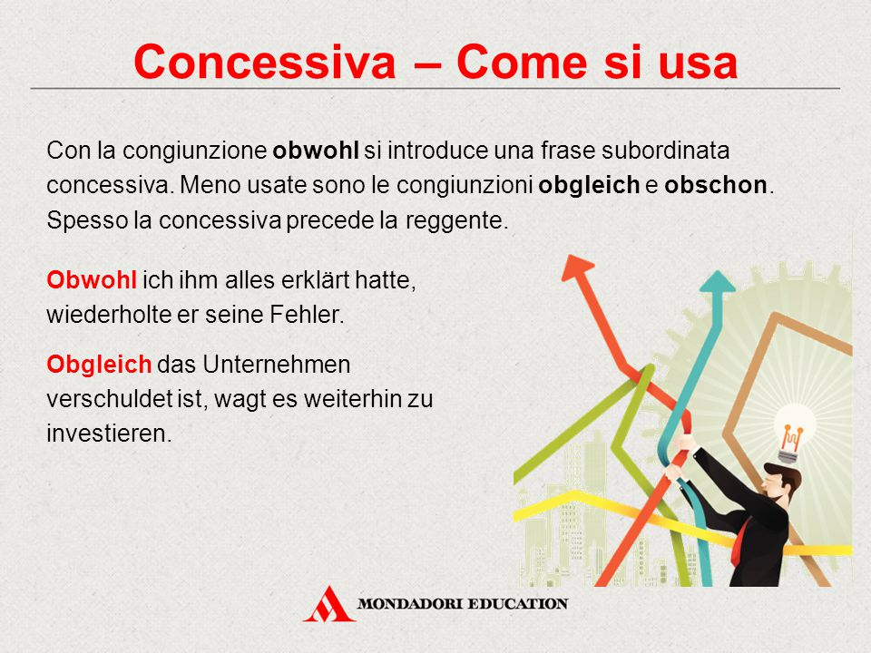 Concessiva – Come si usa