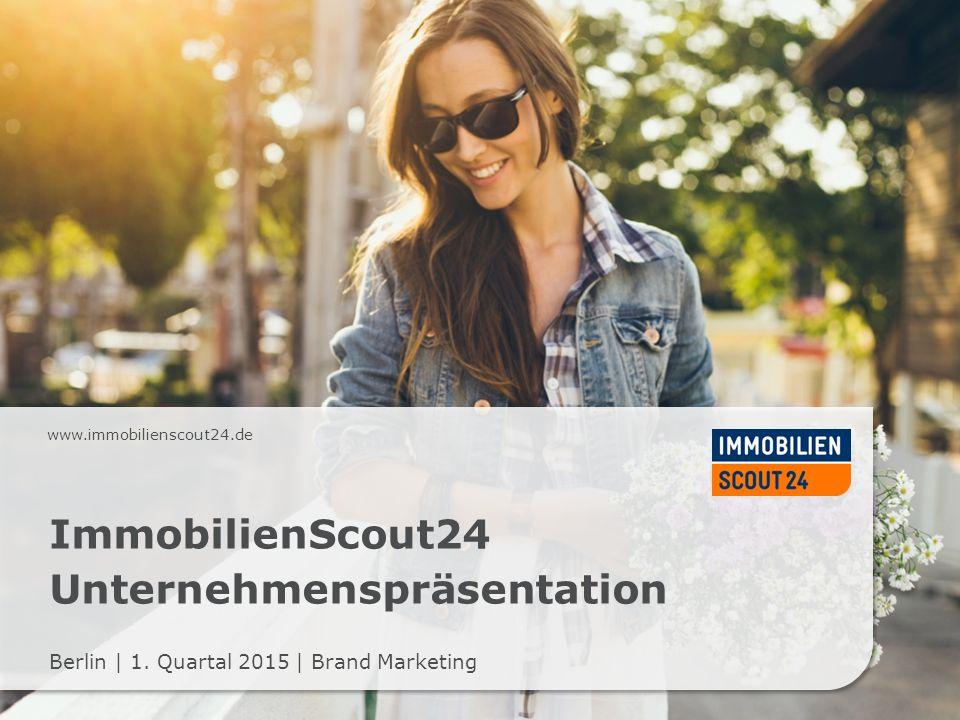 ImmobilienScout24 Unternehmenspräsentation