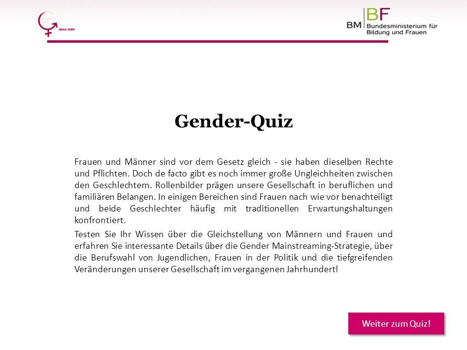 Gender-Quiz