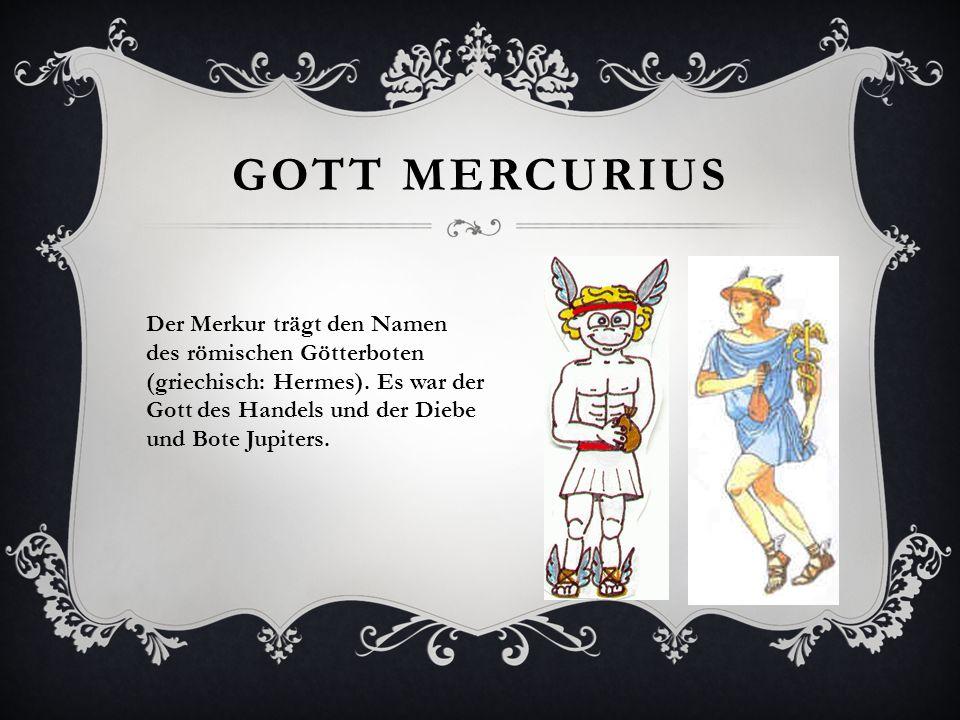 Gott Mercurius